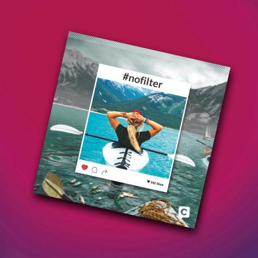 Ein neuer Flyer – #nofilter