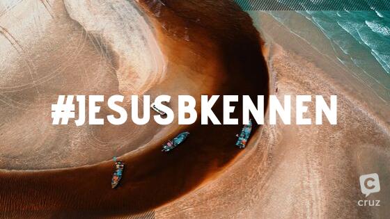 #JESUSBKENNEN – Challenge